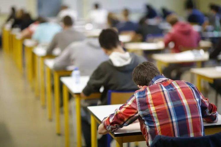 考试作弊被开除